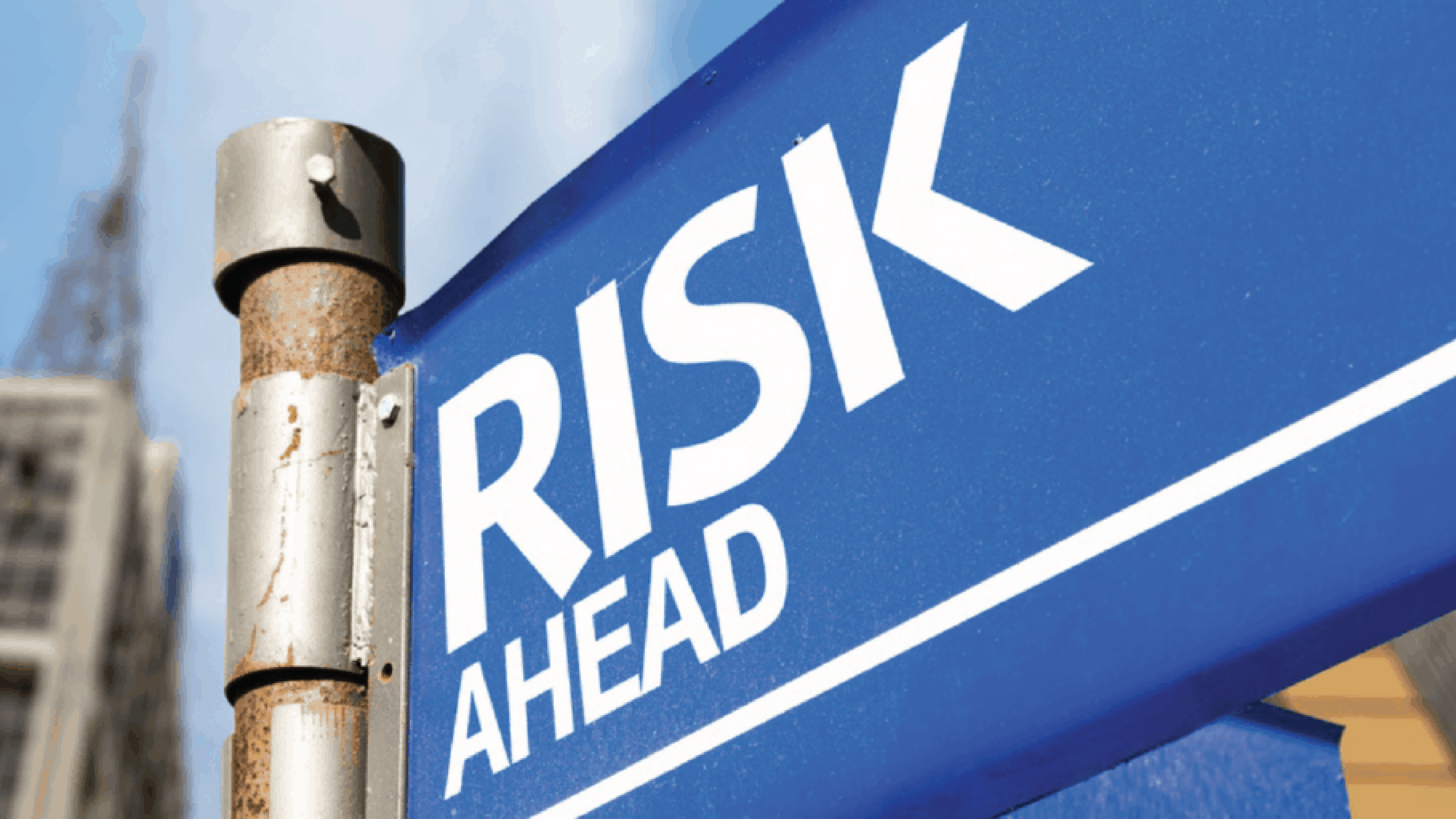 Stop Ignoring the Conversation About Risk