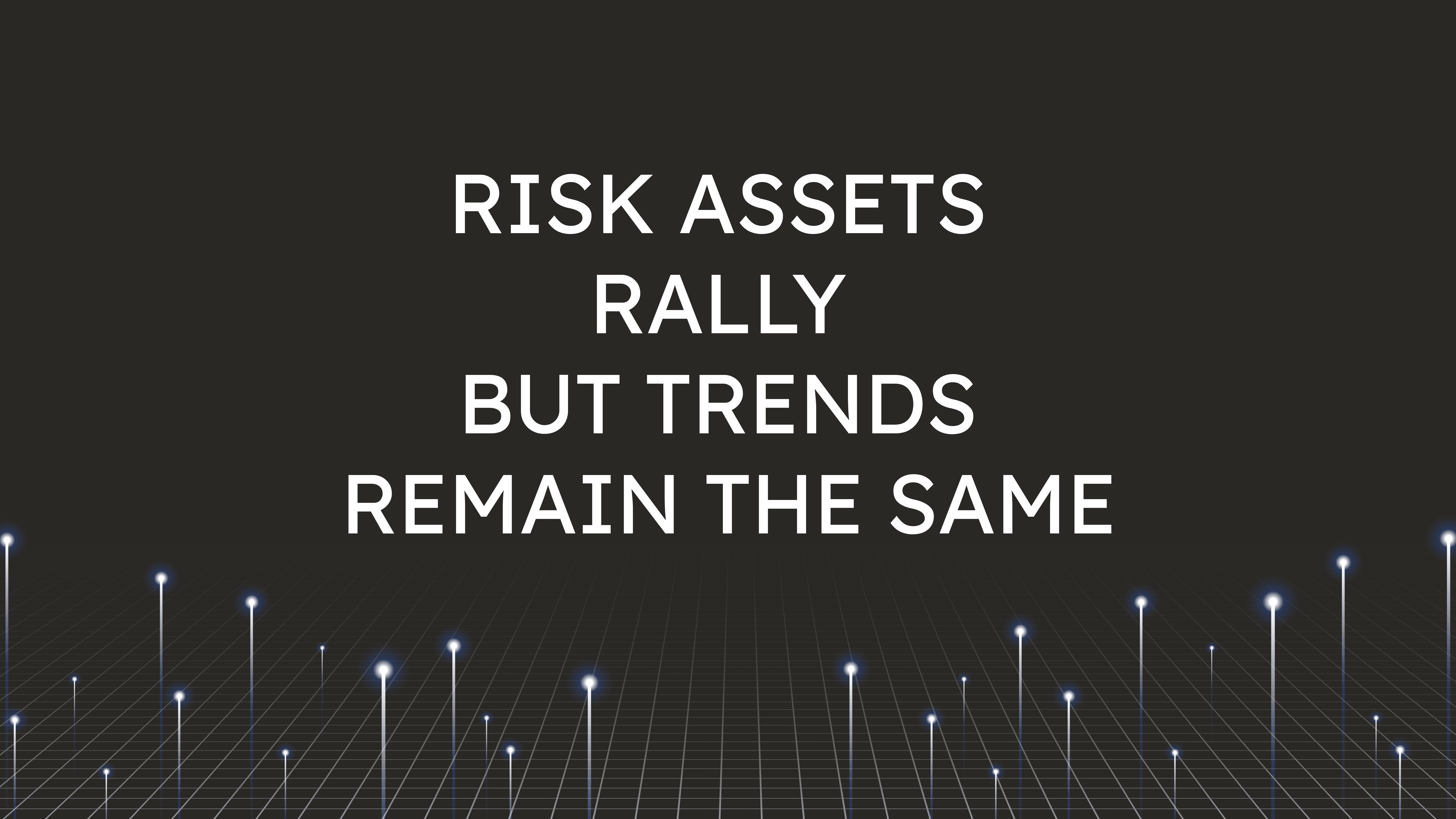 Risk Assets Rally  but Trends Remain the Same
